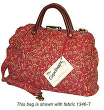 Load image into Gallery viewer, Carpetbag Briefcase/Purse