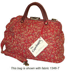 Carpetbag Briefcase/Purse