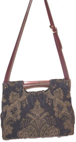 Traveling Bag Small/Purse w/Shoulder Strap