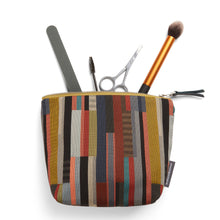 Load image into Gallery viewer, WALLACE+SEWELL - COSMETIC PURSE - CUBITT - MULTI