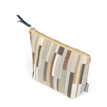Load image into Gallery viewer, WALLACE+SEWELL - COSMETIC PURSE - CUBITT - NEUTRAL