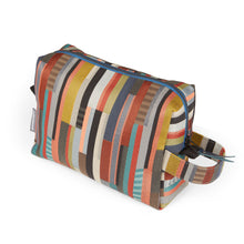 Load image into Gallery viewer, WALLACE+SEWELL - TOILETRY BAG - CUBITT - MULTI