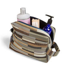Load image into Gallery viewer, WALLACE+SEWELL - TOILETRY BAG - CUBITT - NEUTRAL