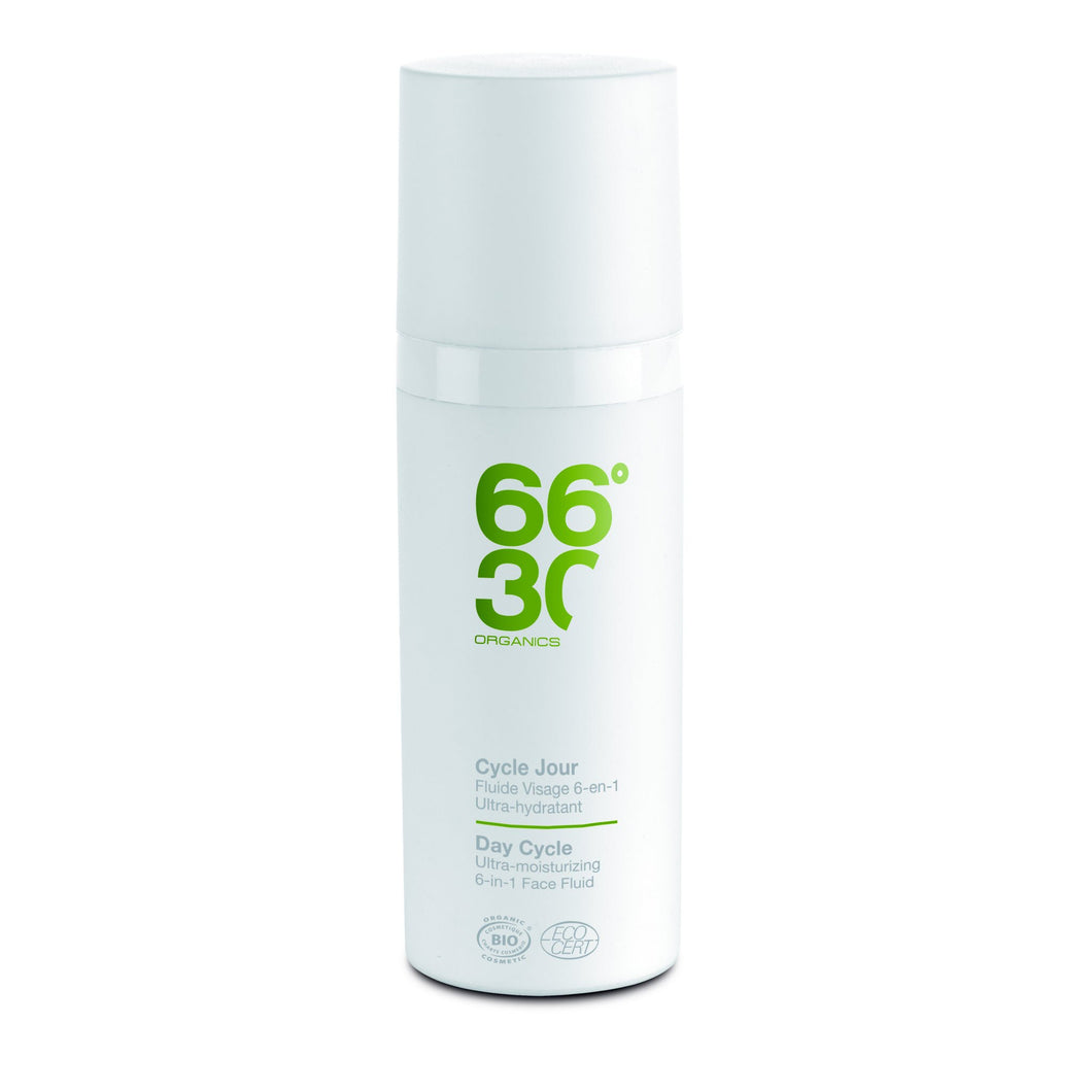 66-30 - Day Cycle - Ultra-Moisturizing Face Lotion - 50 ml