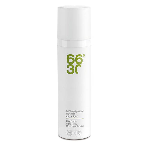 66-30 - Day Cycle - Ultra-Fresh Moisturizing Face Gel - 50 ml