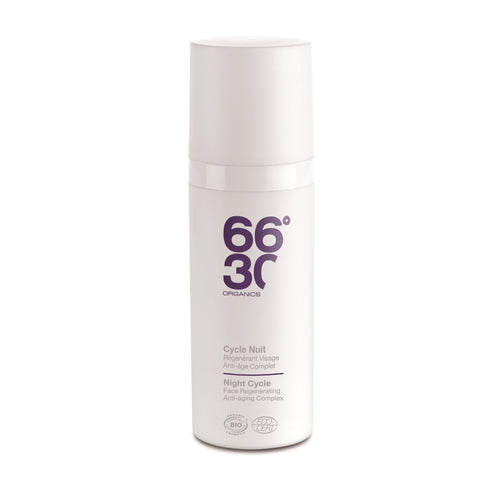 66-30 - Night Cycle - Nourishing Night Cream - 50 ml