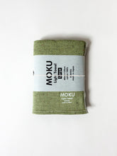 Load image into Gallery viewer, KONTEX - MOKU LIGHT TOWEL. OLIVE