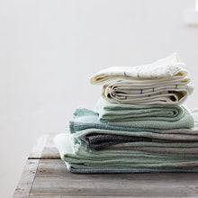 Load image into Gallery viewer, LAPUAN - TERVA WAFFLE TOWEL. GREY