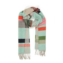 Load image into Gallery viewer, WALLACE+SEWELL - SCARF - OSAKA - MINT