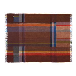 WALLACE+SEWELL - HONEYCOMB THROW - EDITH - LARGE