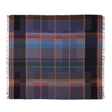 Load image into Gallery viewer, WALLACE+SEWELL - PINSTRIPE THROW - CALVERT - LARGE