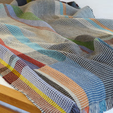 Load image into Gallery viewer, WALLACE+SEWELL - HONEYCOMB THROW - OCTAVIA - LARGE