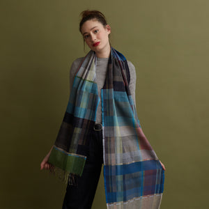 WALLACE+SEWELL - WRAP - VECELLI - BLUE