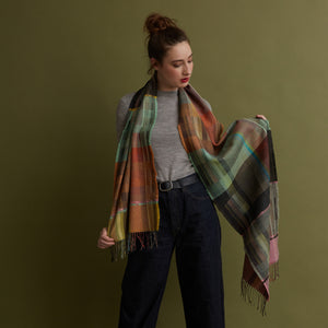 WALLACE+SEWELL - WRAP - VECELLI - GREEN