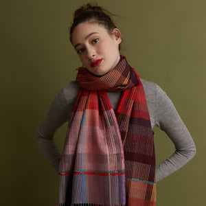 WALLACE+SEWELL - WRAP - VECELLI - RED
