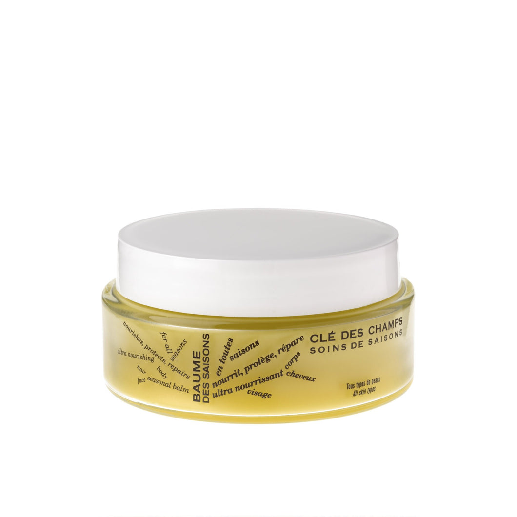CLE DES CHAMPS - ALL SEASONS NOURISHING FACE HAIR BODY BALM