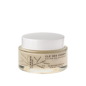 CLE DES CHAMPS - FALL/WINTER NOURISHING FACE CREAM