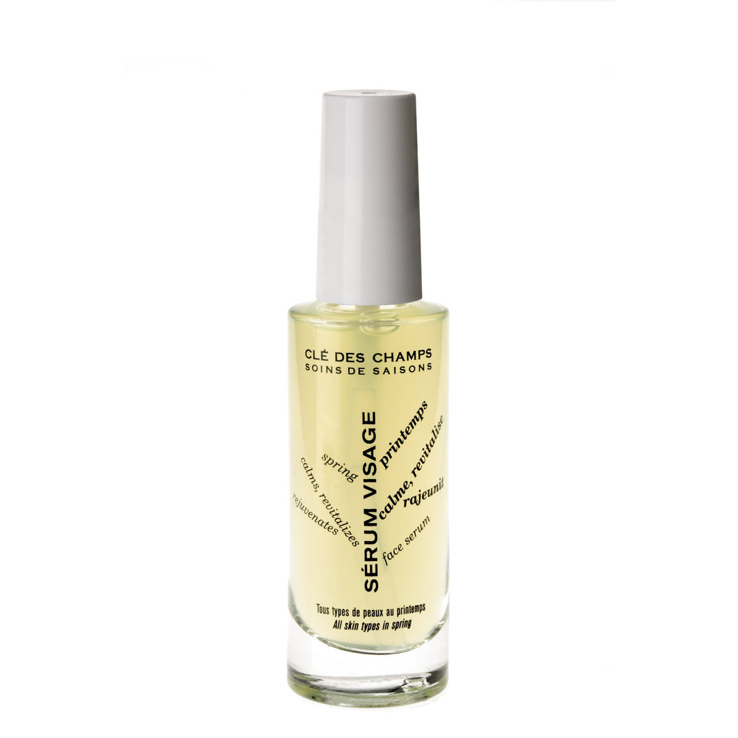 CLE DES CHAMPS - SPRING REVITALIZING FACE SERUM