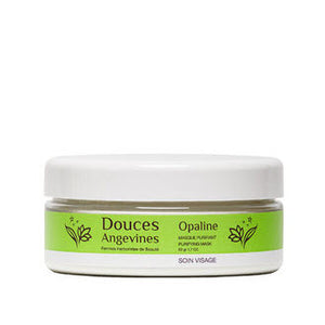 DOUCES ANGEVINES - OPALINE PURIFYING CLAY MASK