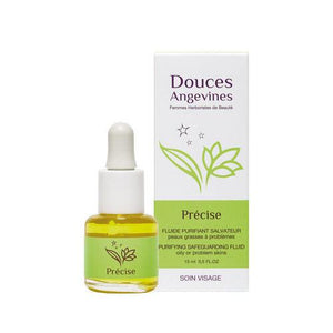 DOUCES ANGEVINES - PRECISE Purifying Serum For Oily Or Acne-Prone Skin