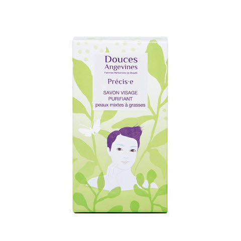 DOUCES ANGEVINES - PURIFYING + BALANCING SOAP
