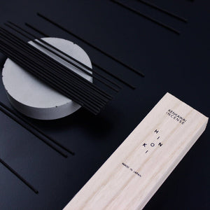 KENKAWAI - HINOKI CHARCOAL INCENSE