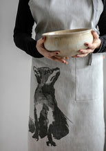 Load image into Gallery viewer, LAPUAN - KETTU LINEN APRON
