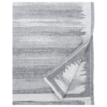 Load image into Gallery viewer, LAPUAN - JOKI LINEN KING SIZE BATH TOWEL. GREY