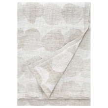 Load image into Gallery viewer, LAPUAN - SADE LINEN KING SIZE BATH TOWEL. NATURAL