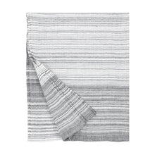 Load image into Gallery viewer, LAPUAN - ULAPPA LINEN KING SIZE BATH TOWEL. GREY