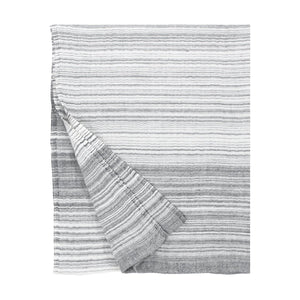 LAPUAN - ULAPPA LINEN KING SIZE BATH TOWEL. GREY