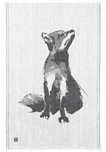 Load image into Gallery viewer, LAPUAN - KETTU FOX LINEN HAND TOWEL