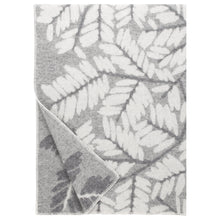 Load image into Gallery viewer, LAPUAN - VERSO WOOL BLANKET. GREY