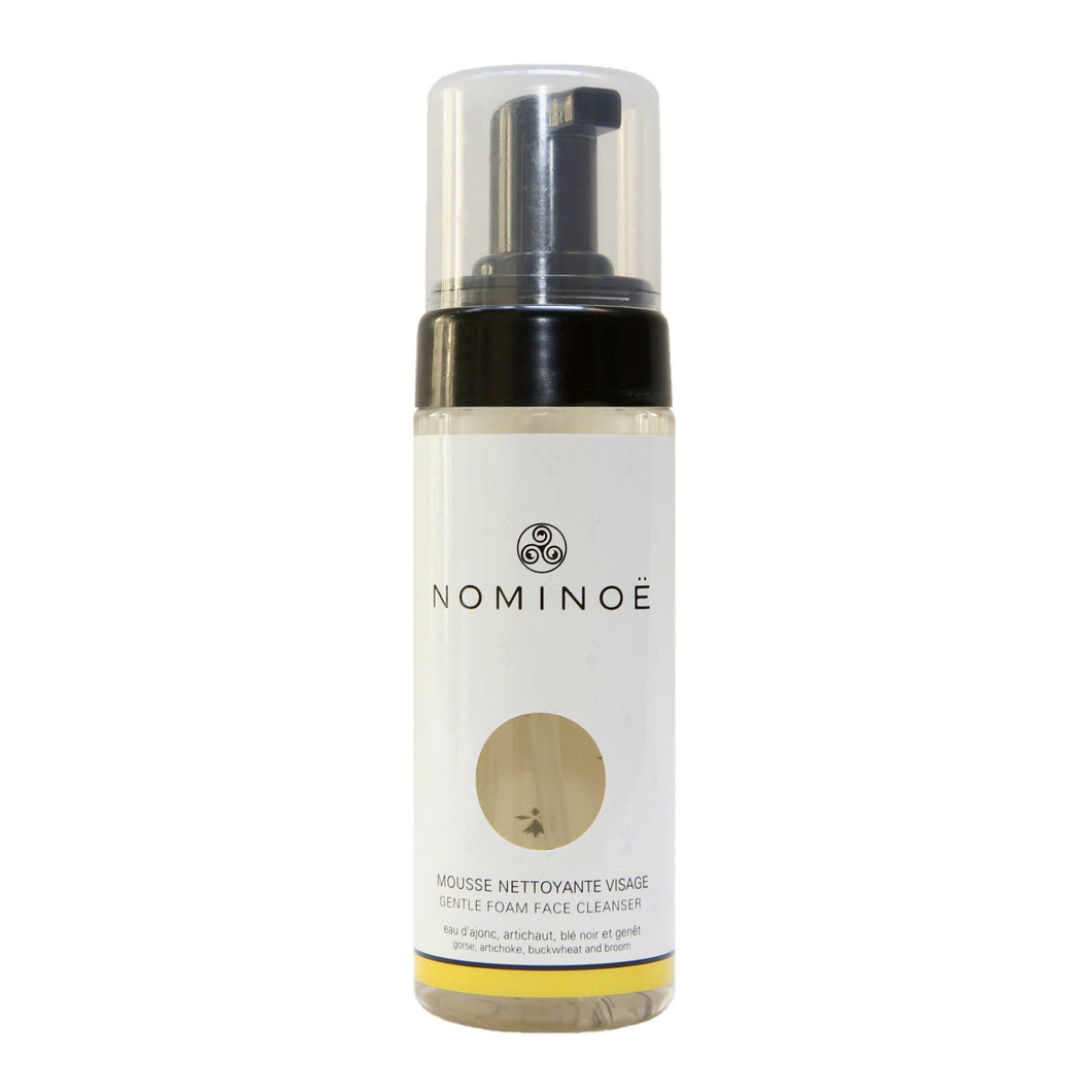 NOMINOE - GENTLE FOAM FACE CLEANSER