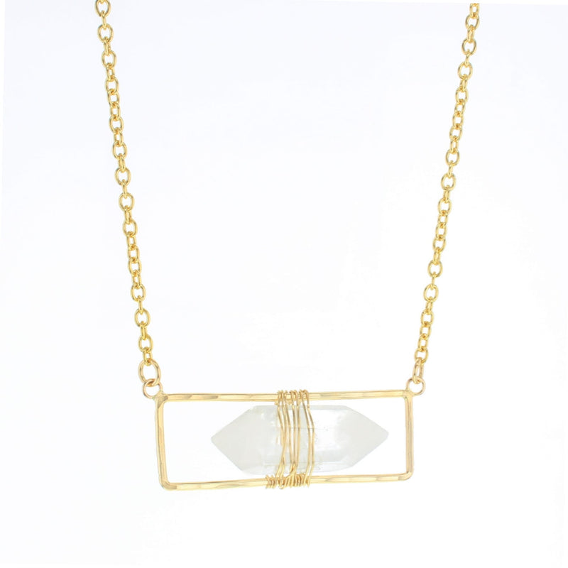 Atrium Necklace