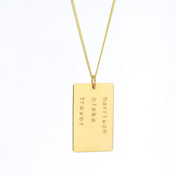 Generation Necklace