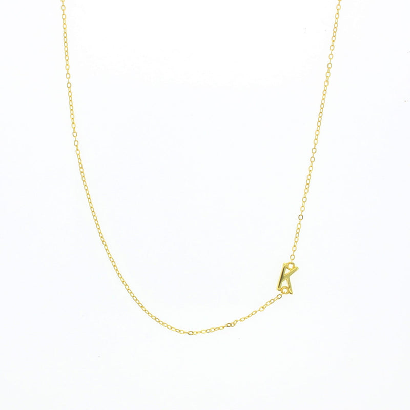 Balance Letter Necklace
