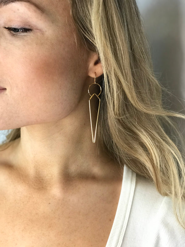 Idol Earrings