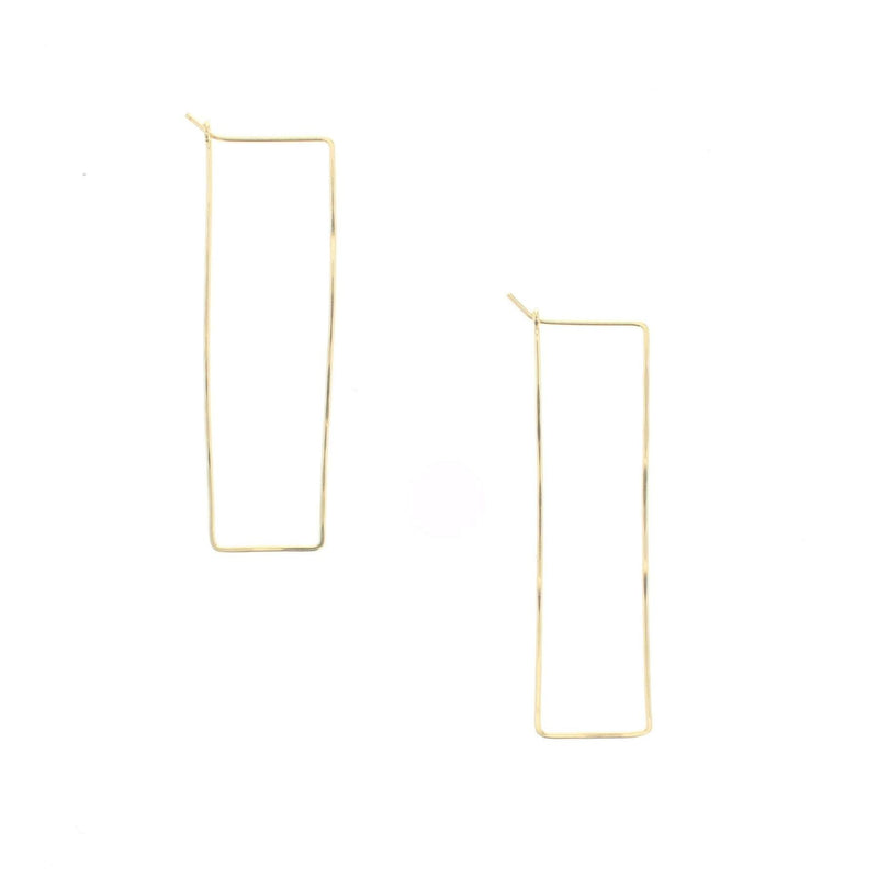 Highwire Hoop Earrings