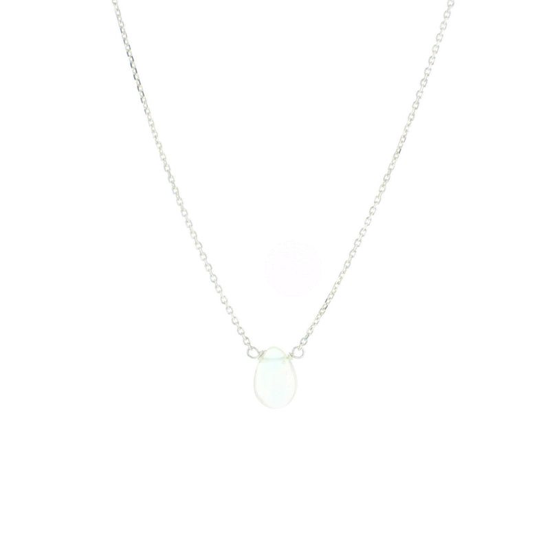 Mila Necklace - Opal
