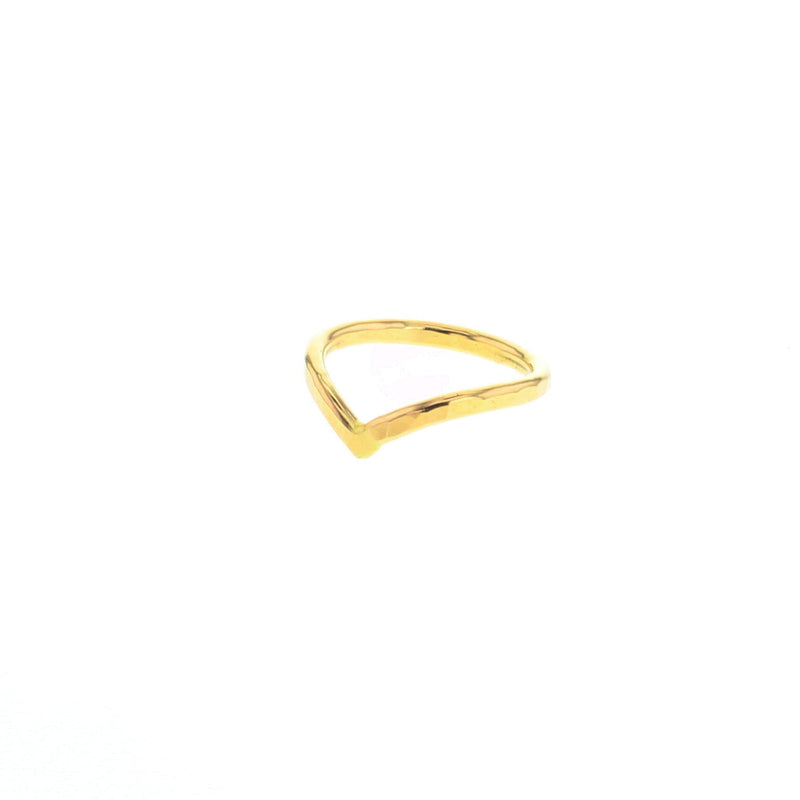 Grand Chevron Ring