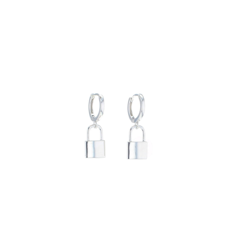Darby Hoop Earrings