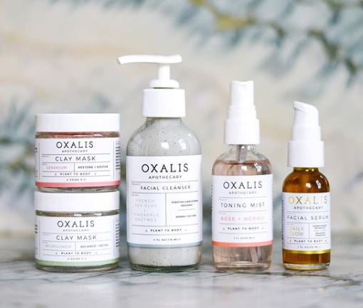 BEHIND THE BRAND: Oxalis Apothecary