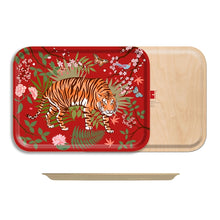 Load image into Gallery viewer, Panthera Crimson Birch Wood Tray