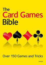 Load image into Gallery viewer, The Card Games Bible: Over 150 Games and Tricks