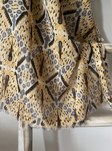 Load image into Gallery viewer, CHANDA Batik Scarf - Golden