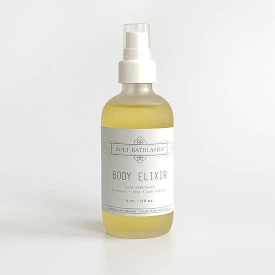 Body Elixir - White Grapefruit & Clove