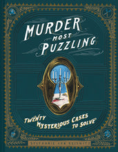 Load image into Gallery viewer, Murder Most Puzzling