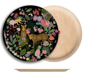 TROPICAL ROUND TRAY