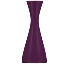 Load image into Gallery viewer, BRITISH COLOUR STANDARD  Tall Doge Purple Wooden Candle Holder